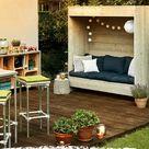 BUILDIFY: Outdoormöbel selber bauen