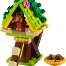 41017: Squirrel's Tree House