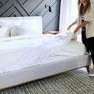 Inviting summer bedroom