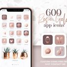 Aesthetic Sierra Blue App Icons for IOS 14  82 App Covers in   Etsy