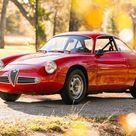 1960 Alfa Romeo Giulietta SZ   Investing Magazine