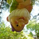 Rope Hanging Gnome Garden Ornament B