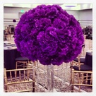 Purple Centerpiece