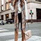 22 Pretty Plaid Outfits To Keep You Warm This Winter -
