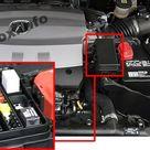 Fuse Box Diagram Acura ZDX 2010 2013
