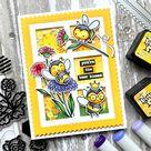 Hello Bluebird Bee Happy Day 3