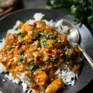 Einfaches indisches Tikka Masala mit Hühnchen   Ina Isst