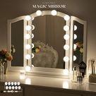 Magic Mirror - Camarim - 14 Spots de Iluminação / 14 UNID / .