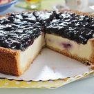 Blaubeer-Schmand-Pudding-Kuchen von BieneEmsland | Chefkoch