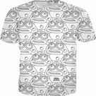 My Singing Monsters: Coloring Book Toe Jammer T-Shirt - Small / Standard