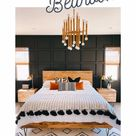 Styling your Bedroom with a Mid-century Modern Vibe