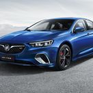 Buick Regal GS leaked