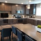Dixie Kips and thier Wide Open Spaces   Contemporary   Kitchen   Chicago   by Jena Bredeman, CKBD   Houzz