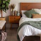 Modern Wooden Platform Bed