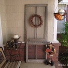 Old Screen Doors