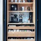 Shop Athena Calderone's Coffee Station in Her Brooklyn Home