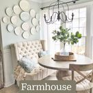 Farmhouse  Breakfast Area