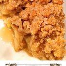 Dutch Apple Pie | Norine's Nest
