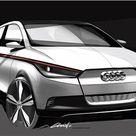 2011 Audi A2 Concept   Концепты