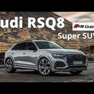 Brand New Audi RSQ8