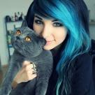 Blue Hair Colors