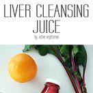 Liver Cleansing Juice