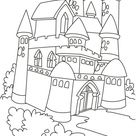 Coloriages et activités à imprimer de la Bretagne : chevaliers, petit peuple et magie celtique