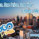 Pogo Pass - Las Vegas: Dozens of Visits to 18 Things to Do, Waterpark, Kids' Activities, GoKarts, SeaQuest, Museum
