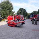Bereichsfeuerwehrverband Graz-Umgebung - Vorführung Löschroboter LUF 60 in Eggersdorf bei Graz