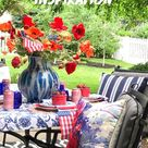 Patriotic Table Inspiration