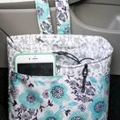 How to Sew the Car Diddy Bag - Free Sewing Tutorial