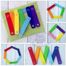 Color Sorting Educational Toys Montessori Sensory Boys and   Etsy