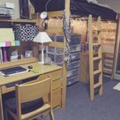 Girl College Dorms