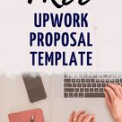 2019 Upwork proposal template