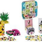 Amazon.com: LEGO DOTS Animal Picture Holders 41904 and Pineapple Pencil Holder 41906 DIY Craft Decorations Bundle: Toys & Games