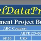 Download Web Development Project Budget Excel Template