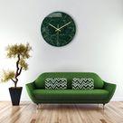 Kreatives Muster Steinwanduhr Acryl Wohnzimmer Dekoration BBZ210428001