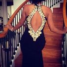 Open Back Dresses