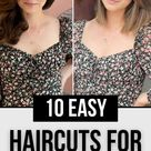 10 Easy Low Maintenance Haircuts for Busy Moms