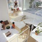 Haus für eine Familie in Japan von Tetsuo Kondos.   Projekte