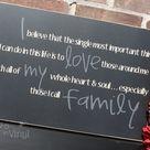 Family Subway Art