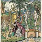 1000 Piece Puzzle. Adam and Eve being banished from Eden,