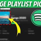 How to Change Playlist Picture on Spotify on Phone 2021