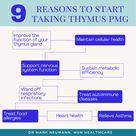 9 Reasons To Start Taking Thymus PMG