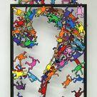 Pop Art Künstler David Kracov   Kunstlab