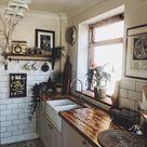 Weitere Ideen: DIY Rustikale Küche Dekor Zubehör Marmor Küche Zubehör Ideen Bauernhaus Küche Aufbewahrungszubehör Moderne Küche Foto …