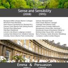 Where to Find Jane Austen Filming Locations + Free Guide   Travel on the Brain