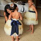 Wedding Navy Blue