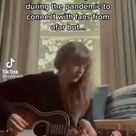 Taylor Swift's new TikTok !!