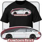 Custom Art T-Shirt 1990 1991 1992 1993 Acura integra RSi RX